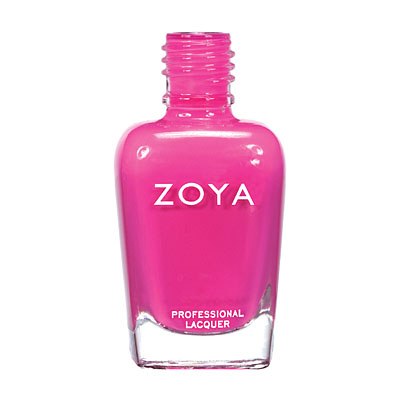 Zoya Nail Polish - Lara - ZP615 - Pink, Cream, Cool