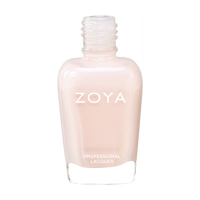 Zoya Nail Polish - Laurie - ZP433 - French, Nude, Cream, Cool