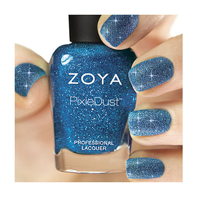 Zoya Nail Polish in Liberty - PixieDust - Textured alternate view 2 (alternate view 2 full size)