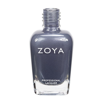 Zoya Nail Polish ZP571  Mara  Blue Nail Polish Metallic Nail Polish