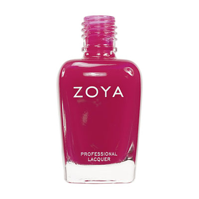 Zoya Nail Polish ZP228  Max  Red Nail Polish Cream Nail Polish