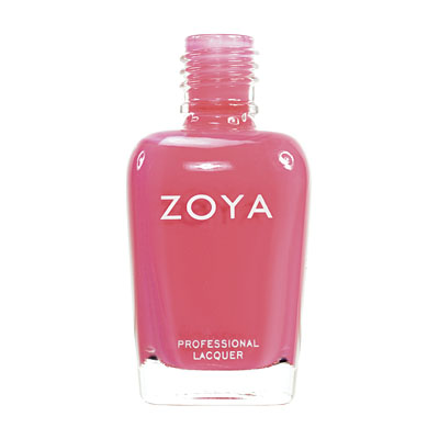 Zoya Nail Polish - Maya - ZP275 - Orange, Pink, Coral, Cream, Cool