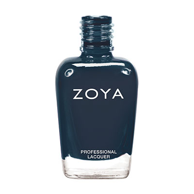 Zoya Nail Polish - Natty - ZP629 - Blue, Cream, Cool