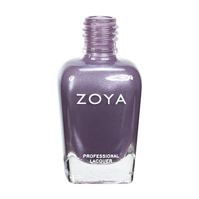 Zoya Nail Polish ZP570  Nimue  Purple Nail Polish Metallic Nail Polish