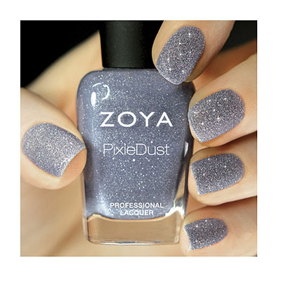 Zoya Nail Polish in Nyx PixieDust - Textured alternate view 2 (alternate view 2 full size)