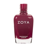 Zoya Nail Polish ZP453  Riley  Red Nail Polish Cream Nail Polish thumbnail