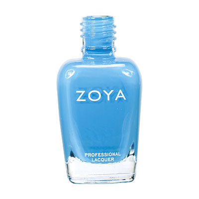 Zoya Nail Polish - Robyn - ZP513 - Blue, Cream, Cool