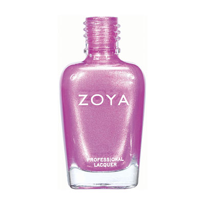Zoya Nail Polish - Rory - ZP620 - Pink, Metallic, Warm