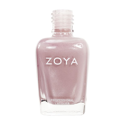 Zoya Nail Polish ZP351  Sally  French, Nude Nail Polish Metallic Nail Polish