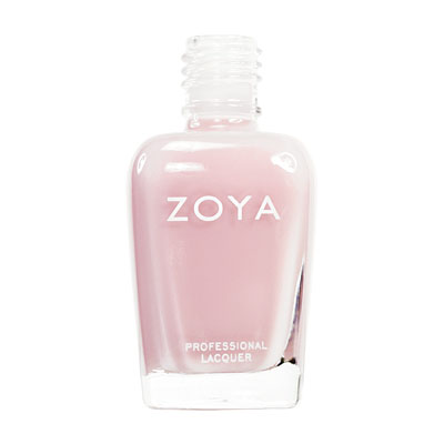 Zoya Nail Polish ZP276  Sari  French, Nude Nail Polish Cream Nail Polish
