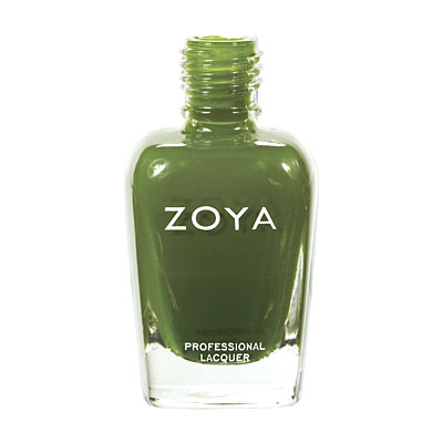 Zoya Nail Polish - Shawn - ZP524 - Green, Cream, Cool