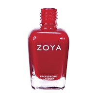 Zoya Nail Polish ZP552  Sooki  Red Nail Polish Cream Nail Polish thumbnail