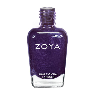 Zoya Nail Polish - Suri - ZP633 - Purple, Metallic, Cool