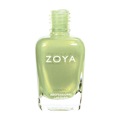 Zoya Nail Polish - Tracie - ZP618 - Green, Metallic, Warm