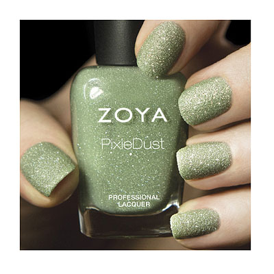 Zoya Nail Polish in Vespa PixieDust - Textured alternate view 2 (alternate view 2 full size)