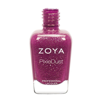 Zoya Nail Polish in Arabella PixieDust - Textured main image