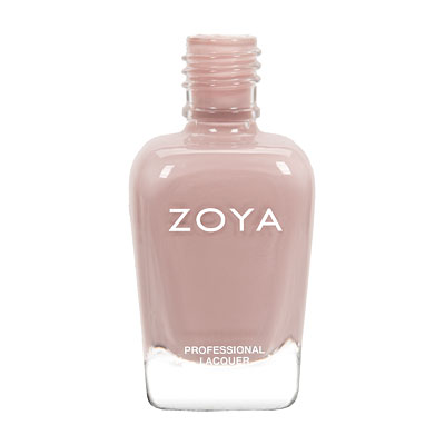 Zoya Nail Polish - Kennedy - ZP595 - Nude, Cream, Cool