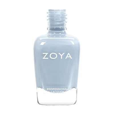 Zoya Nail Polish - Kristen - ZP591 - Blue, Cream, Cool, Neutral