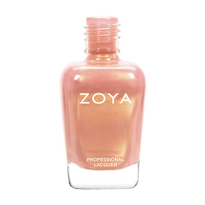 Zoya Nail Polish - Meadow - ZP268 - Nude, Copper, Metallic, Warm