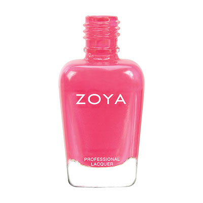 Zoya Nail Polish - Micky - ZP665 - Pink, Cream, Cool, Warm