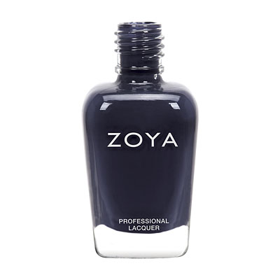 Zoya Nail Polish - Sailor - ZP696 - Blue, Cream, Cool