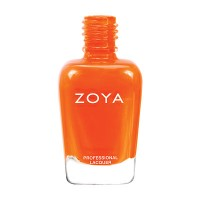 Zoya Nail Polish ZP664  Thandie  Orange Coral Nail Polish Cream Nail Polish thumbnail