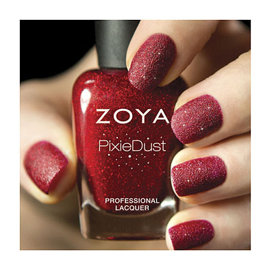 Zoya Nail Polish in Chyna PixieDust - Textured alternate view 2 (alternate view 2 full size)