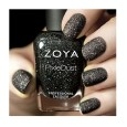 Zoya Nail Polish in Dahlia - PixieDust - Textured alternate view 2 (alternate view 2)